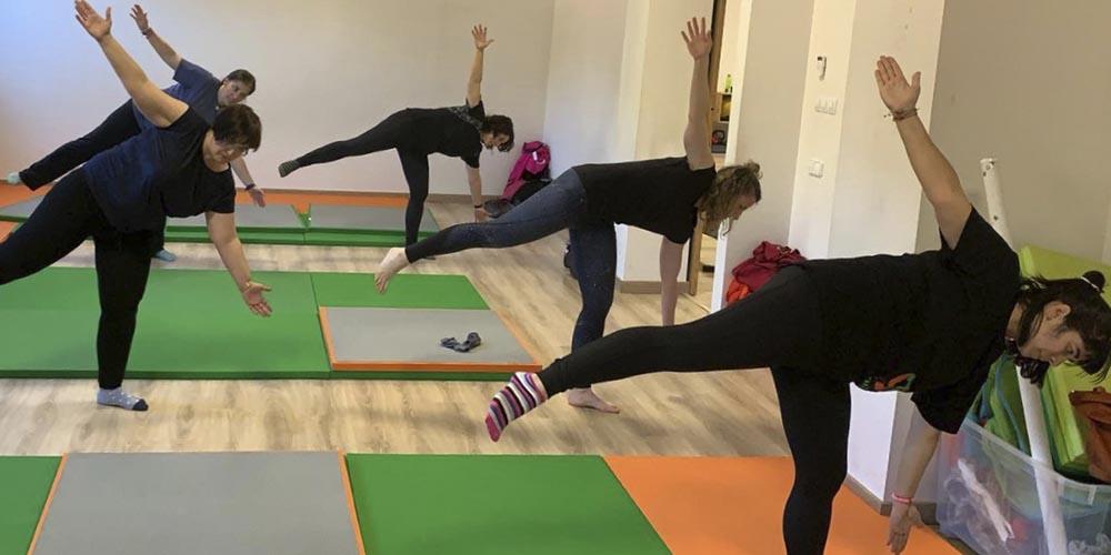 actividades deportivas balance en Graus