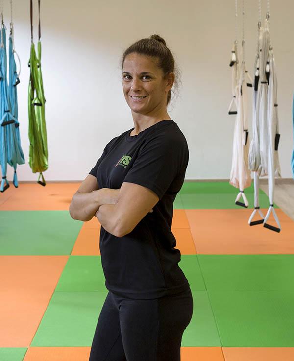 Monitora de Yoga grs training