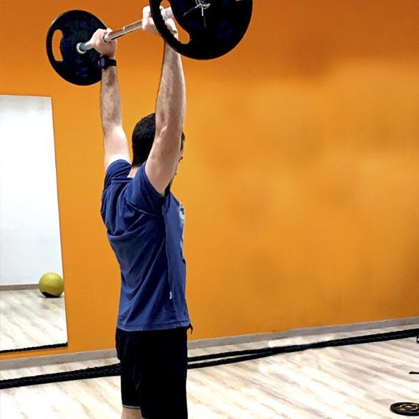 gimnasio de graus para ponerse fuerte