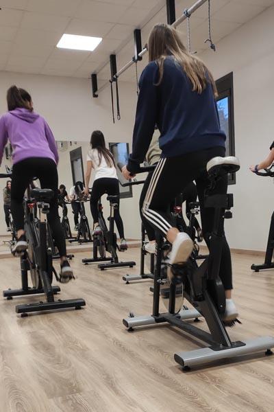 Ciclo indoor en Graus